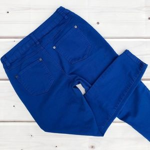 Artisan NY | High Rise Skinny Ankle Jeans